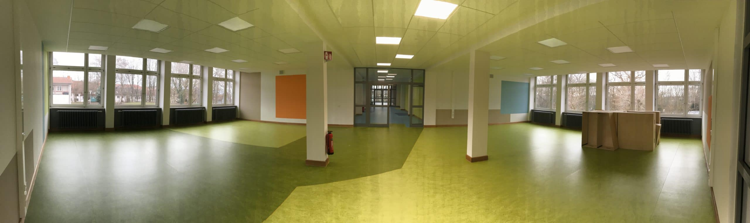 <b>Gemeinschaftsschule Saarbrücken - Ludwigspark</b>