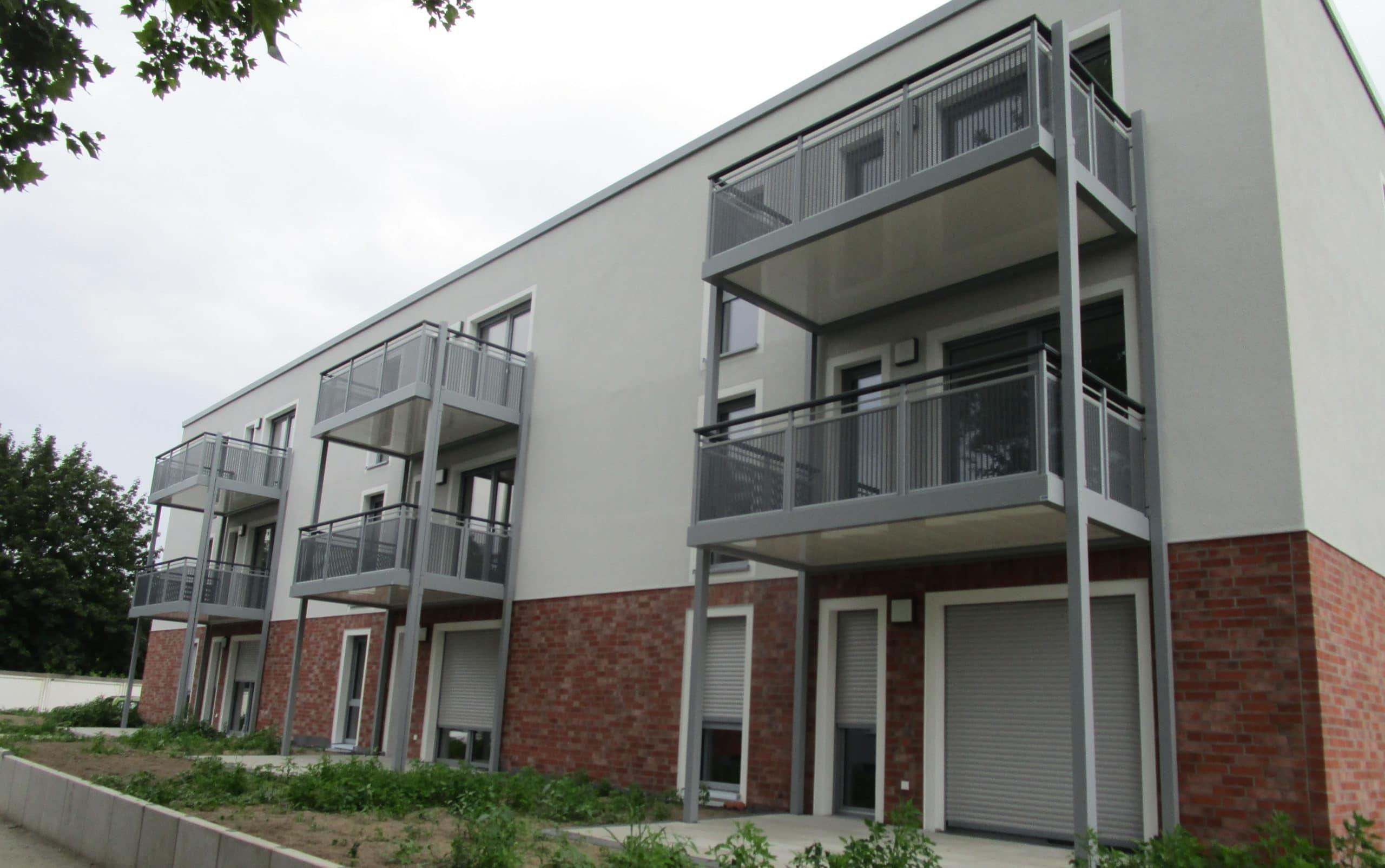 <b>Mehrfamilienhaus Recklinghausen</b>
