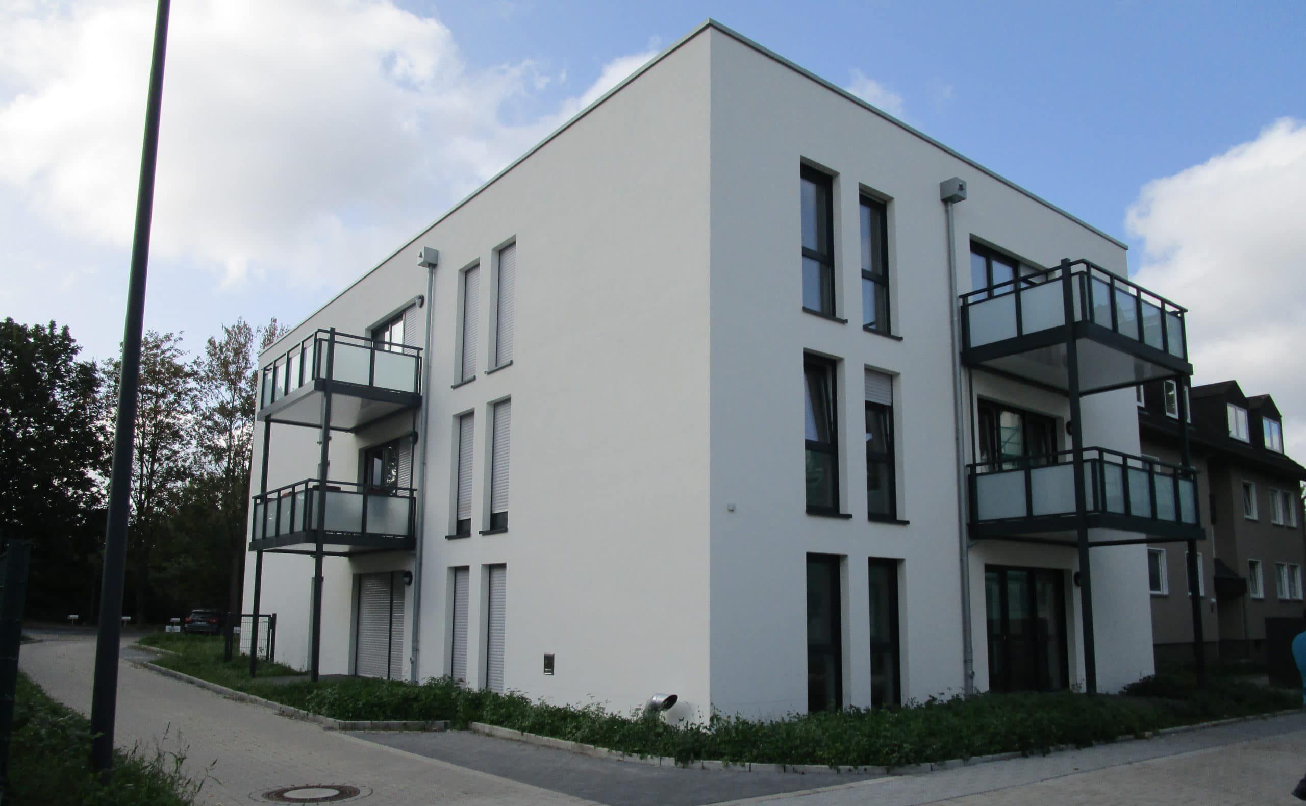<b>Mehrfamilienhaus Dortmund</b>