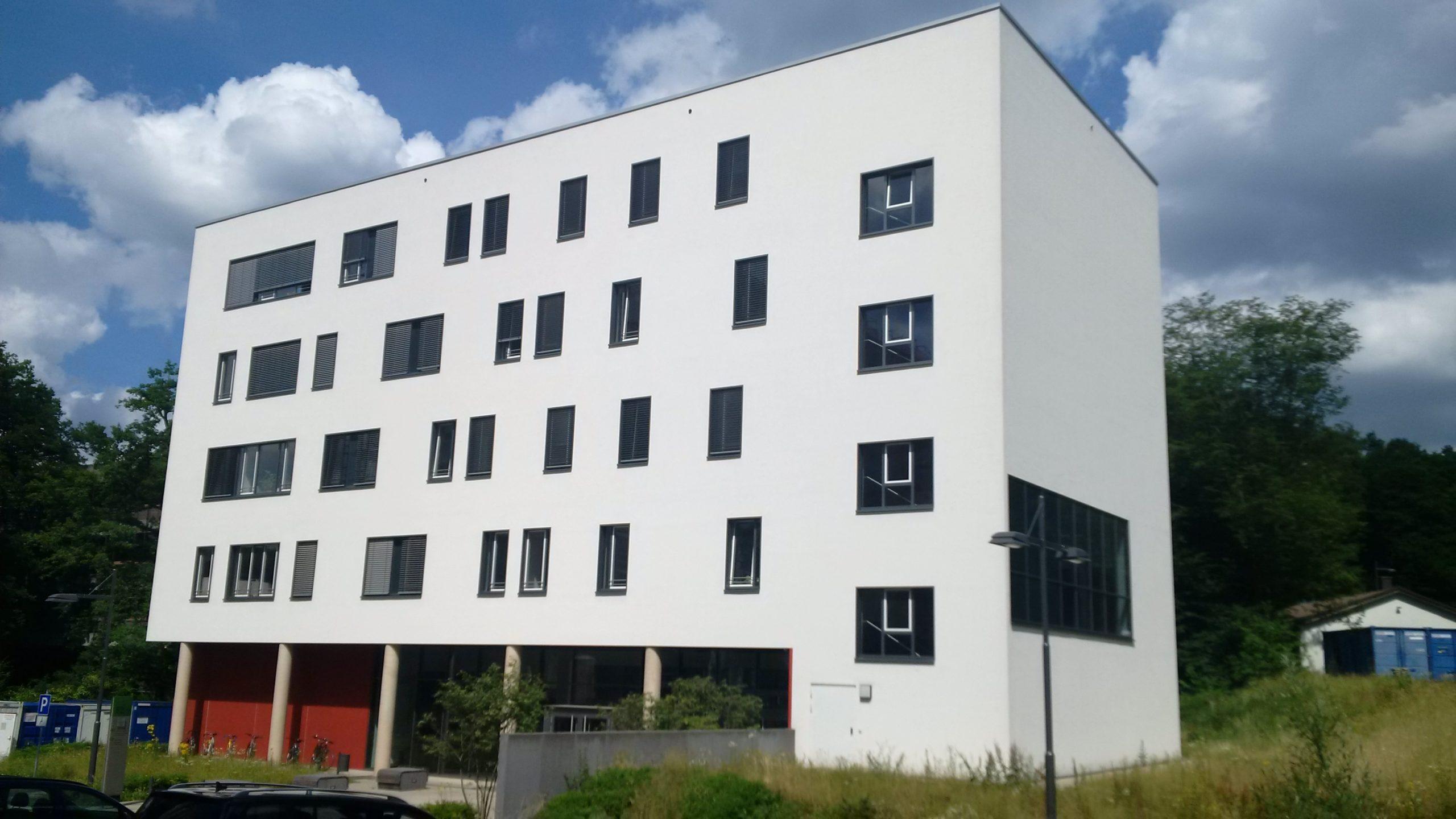 <b>Verfügungsgebäude - Ministerium der Finanzen</b>